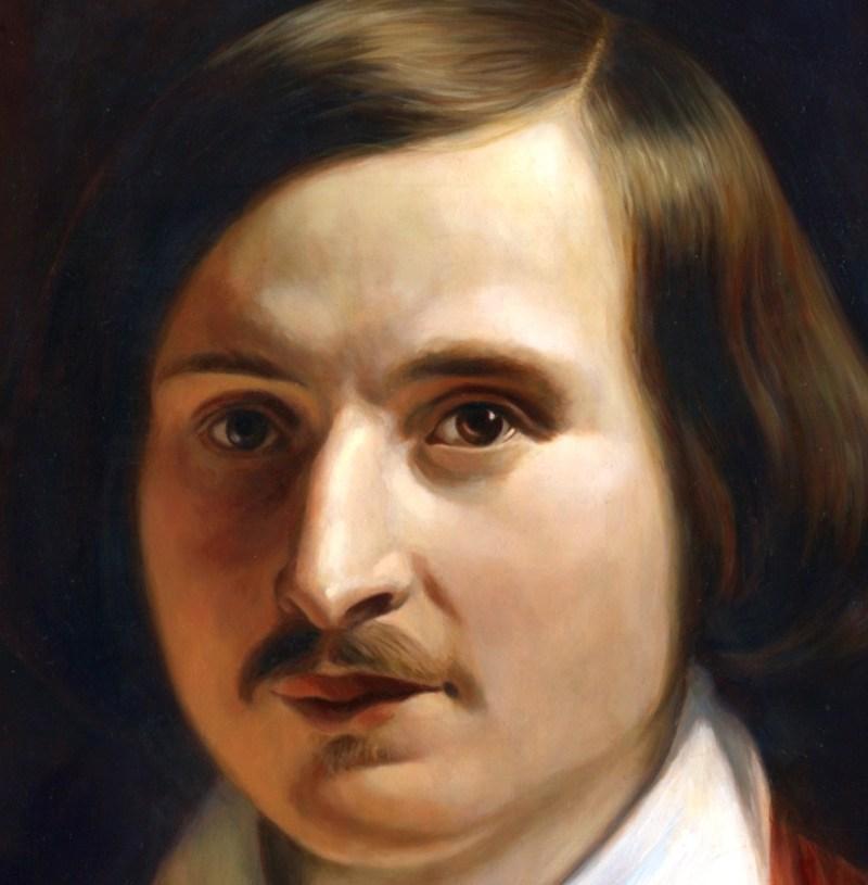 Портрет Гоголя. Портрет на заказ в Москве.
