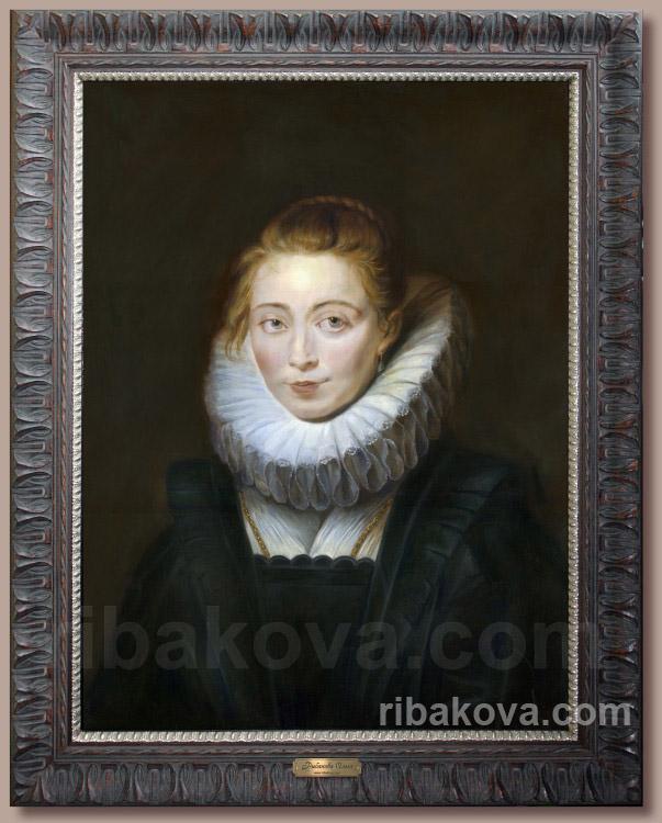 Копия картины Рубенса маслом.