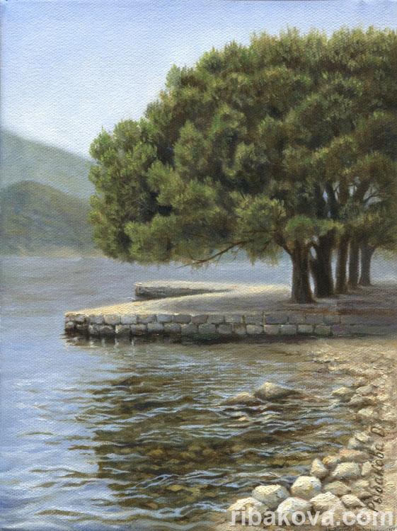 Авторские картины масляная живопись